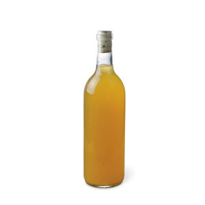 Photo: Matured cider - This cider is best consumed within 6 months, but if the seals are airtight, it can last longer.