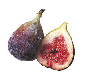 Photo: Figs - Choose fruit that feel heavy for their weight and yield slightly when gently pressed. Do not buy any that are soft or smell sour.