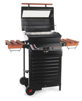Photo: Choosing a gas grill - Follow the same general rules as with a charcoal grill (see What's the best grill for you?)—get the biggest and most powerful one you can afford and accommodate, so you'll have room to cook a lot at the same time, and get some char on your food.