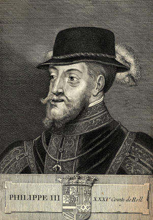 Photo: King Philip II