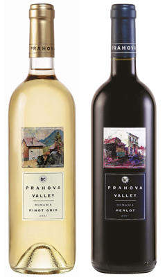Photo: Prahova Valley wines