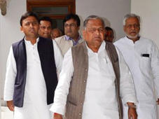 'Who Will Take On Modi in Parliament? Dimple Can't Speak': Mulayam