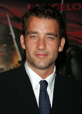 Slide 1 of 55: Clive Owen at the King Arthur premiere in New York City on June 28, 2004