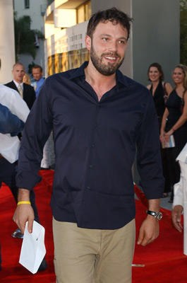 Slide 1 of 175: Ben Affleck at the The Bourne Supremacy premiere in Hollywood on July 15, 2004