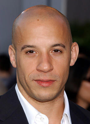 Slide 1 of 131: Vin Diesel at the The Chronicles of Riddick premiere in Universal City on June 03, 2004