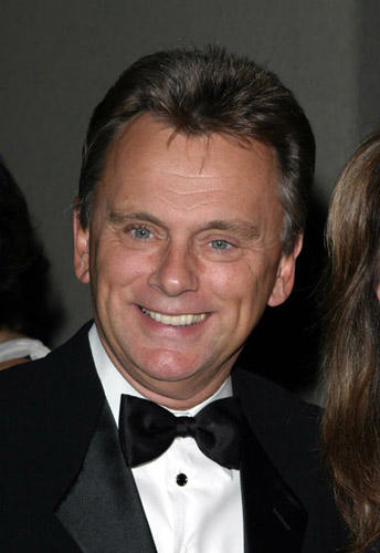 Slide 1 of 6: Pat Sajak at the 13th Annual Broadcasting & Cable Gala