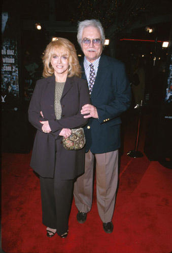 "Slide 1 of 2: Roger Smith and wife Ann-Margret at the ""Any Given Sunday"" Los Angeles Premiere"