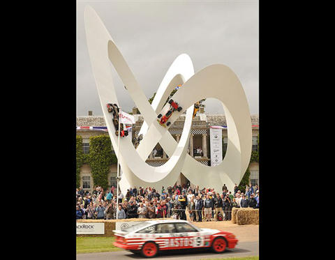 Slide 1 of 38: Goodwood Festival of Speed: Top cars