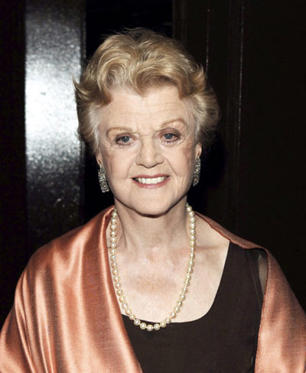 Slide 1 of 3: Angela Lansbury at the 51st Annual Drama Desk Awards
