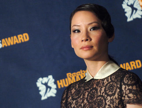 "Slide 1 of 16: <a href=/celebs/celeb.aspx?c=358764 Arg=""358764"" type=""Msn.Entertain.Server.LinkableMoviePerson"" LinkType=""Page"">Lucy Liu</a>"