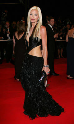 Slide 1 of 81: Caprice at the Death Proof premiere in Cannes on May 22, 2007