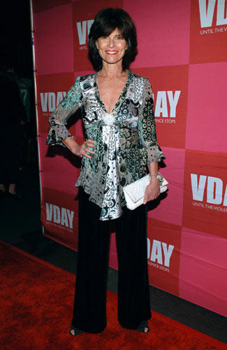 "Slide 1 of 10: Adrienne Barbeau at Eve Ensler's ""The Good Body"" Opening Night Benefit for V-Day L.A. 2006"