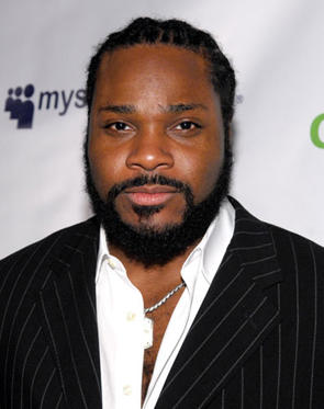 Slide 1 of 4: Malcolm-Jamal Warner at the MySpace Presents Rock for Darfur Party Benefiting Oxfam America