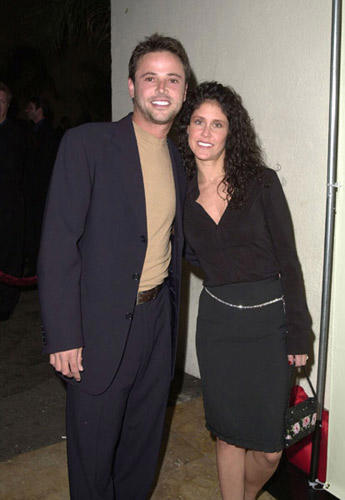 "Slide 1 of 14: David Lascher and Wife at ""Sabrina, the Teenage Witch"" Celebrates it's 100th Episode"