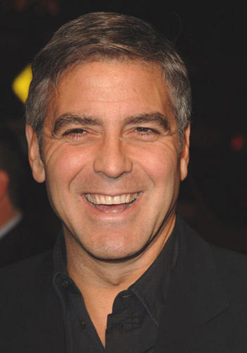 "Slide 1 of 22: George Clooney at ""The Good German"" Los Angeles Premiere"