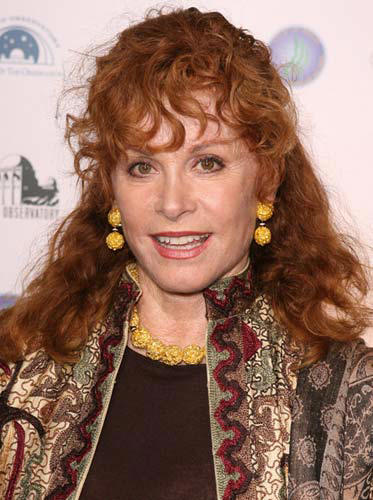 Slide 1 of 6: Stefanie Powers at the Griffith Observatory Re-Opening Galactic Gala