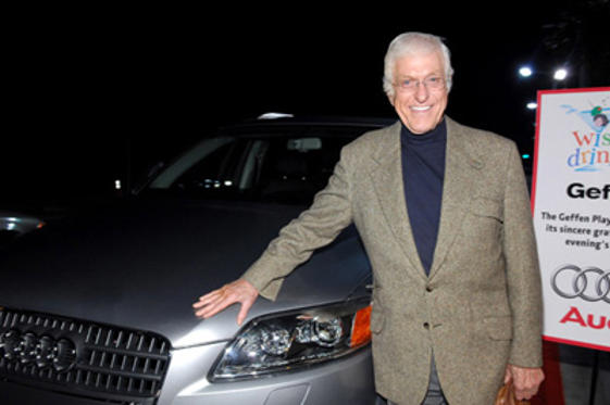 "Slide 1 of 6: Dick Van Dyke at the World Premiere of Carrie Fisher's ""Wishful Drinking"" Sponsered by Audi"