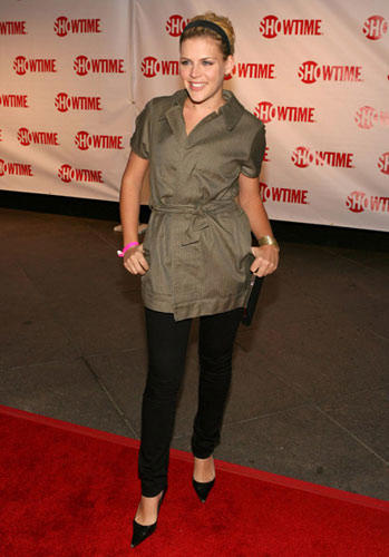 "Slide 1 of 24: Busy Philipps at Showtime's ""Dexter"" Los Angeles Premiere"