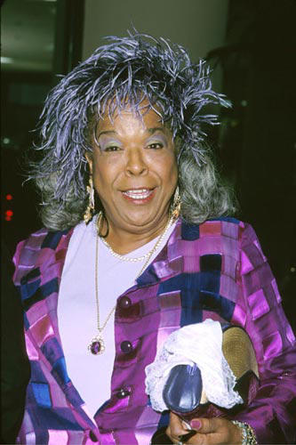 Slide 1 of 8: Della Reese at the 2nd Annual Family Television Awards