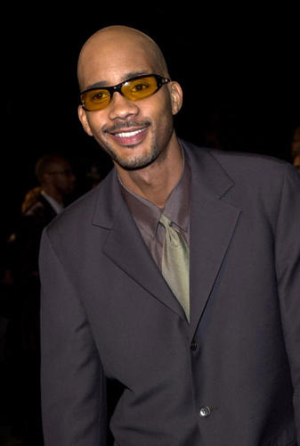 Slide 1 of 13: John Henton at the 32nd Annual NAACP Image Awards