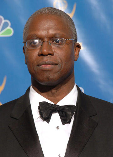 Slide 1 of 23: Andre Braugher at the 58th Annual Primetime Emmy Awards