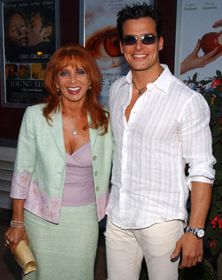 Slide 1 of 49: Antonio Sabato Jr. and his mother at the Wasabi Tuna premiere in Los Angeles on May 06, 2004