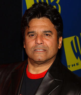 Slide 1 of 5: Erik Estrada at WB Network's 2004 All Star Party