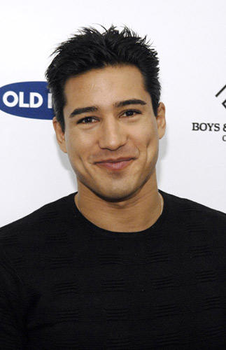 "Slide 1 of 17: Mario Lopez Teams Up with Old Navy and the Boys and Girls Clubs of America for Holiday ""Elf"" Event"