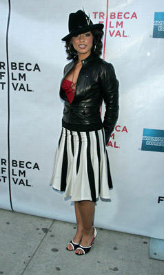 Slide 1 of 16: Alicia Keys at the With All Deliberate Speed premiere in New York City on May 06, 2004