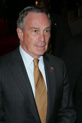 Slide 1 of 59: Mayor Bloomberg