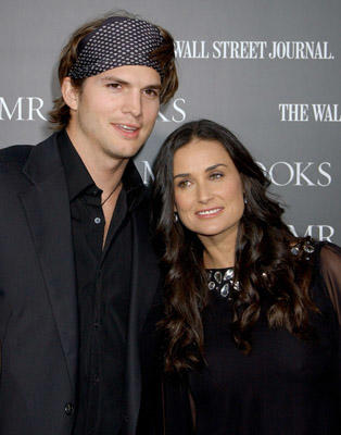 Slide 1 of 110: Ashton Kutcher and Demi Moore