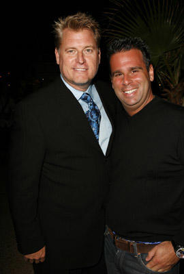 Slide 1 of 15: Joe Simpson and Randall Emmett