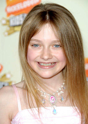 Slide 1 of 155: Dakota Fanning