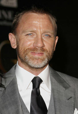 Slide 1 of 34: Daniel Craig