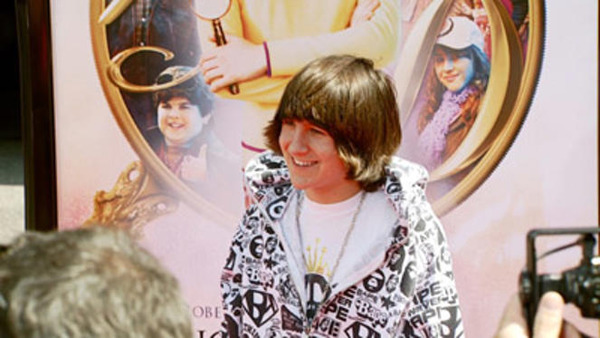 Slide 1 of 75: Mitchel Musso
