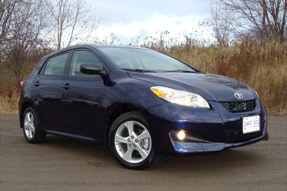 Slide 1 of 12: 2013 Toyota Matrix