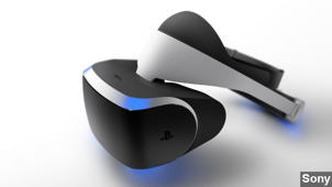 Sony Debuts Project Morpheus VR Headset