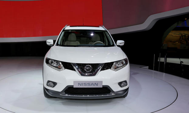 Slide 1 of 7: 2014 Nissan Rogue