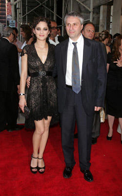 Slide 1 of 21: Marion Cotillard and Alain Goldman, producer at the La Vie en Rose premiere in New York City on May 31, 2007