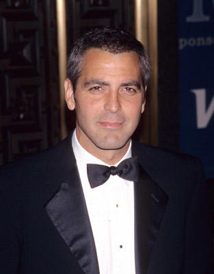 Slide 1 of 4: George Clooney