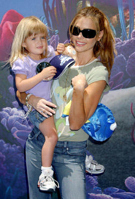 Slide 1 of 21: Denise Richards and daughter Sam