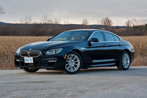 Slide 1 of 21: 2013 BMW 650i xDrive Gran Coupe