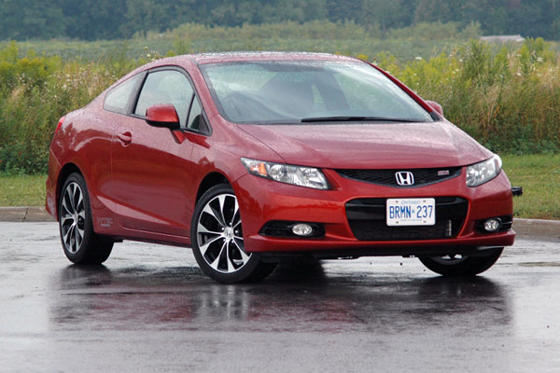 Slide 1 of 15: 2013 Honda Civic Si Coupe