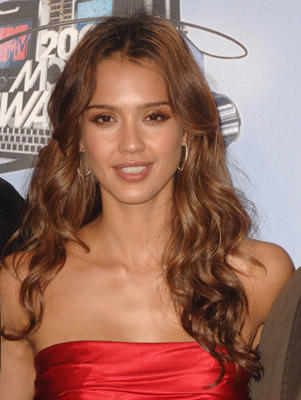 Slide 1 of 141: Jessica Alba, presenter