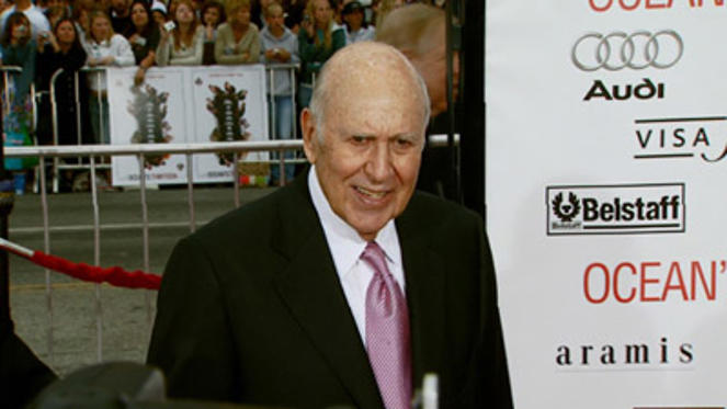 Slide 1 of 101: Carl Reiner
