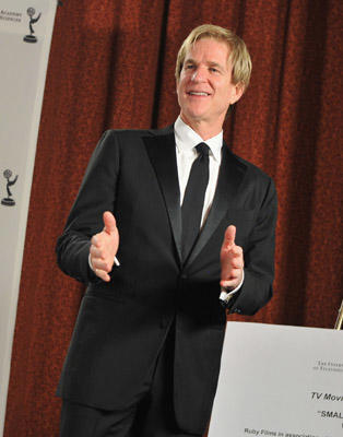 Slide 1 of 17: Matthew Modine visits the press room during the 38th International Emmy Awards at the New York Hilton and Towers on November 22, 2010 in New York City.