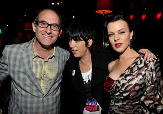 "Slide 1 of 23: (L-R) A&M Records President Ron Fair, songwriter Diane Warren and actress Debi Mazar attend the Los Angeles ""Burlesque"" Premiere after party at Grauman's Chinese Theatre on November 15, 2010 in Hollywood, California. at the Burlesque premiere in Hollywood on November 14, 2010"