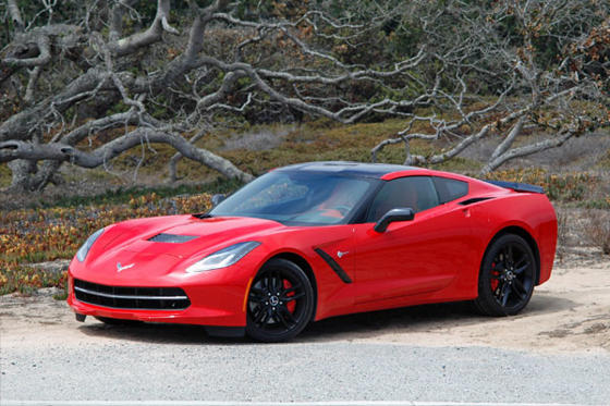 Slide 1 of 23: 2014 Chevrolet Corvette Stingray