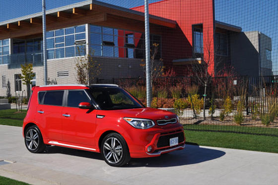 Slide 1 of 20: 2014 Kia Soul