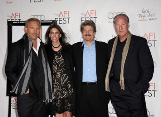 "Slide 1 of 50: (L-R) Actor <a href=/celebs/celeb.aspx?c=331098 type=""Msn.Entertain.Server.WebControls.LinkableMoviePerson"" Arg=""331098"" LinkType=""Page"">Kevin Costner</a>, Producer <a href=/celebs/celeb.aspx?c=310194 type=""Msn.Entertain.Server.WebControls.LinkableMoviePerson"" Arg=""310194"" LinkType=""Page"">Claire Rudnick Polstein</a>, writer-director <a href=/celebs/celeb.aspx?c=170209 type=""Msn.Entertain.Server.WebControls.LinkableMoviePerson"" Arg=""170209"" LinkType=""Page"">John Wells</a> and actor <a href=/celebs/celeb.aspx?c=151217 type=""Msn.Entertain.Server.WebControls.LinkableMoviePerson"" Arg=""151217"" LinkType=""Page"">Craig T. Nelson</a> arrive at AFI Fest 2010 Gala Screening of ""<a href=/movies/movie.aspx?m=2271356 type=""Msn.Entertain.Server.WebControls.LinkableMovie"" Arg=""2271356"" LinkType=""Page"">The Company Men</a>"" at Grauman's Chinese Theatre on November 10, 2010 in Hollywood, California."